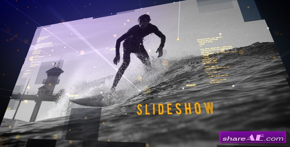 Videohive Digital Slideshow 20050139