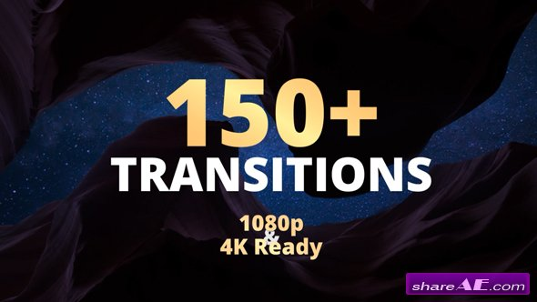 Videohive New Transitions