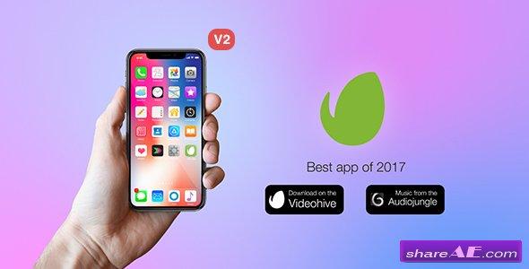 Videohive Phone X // App Promo Kit
