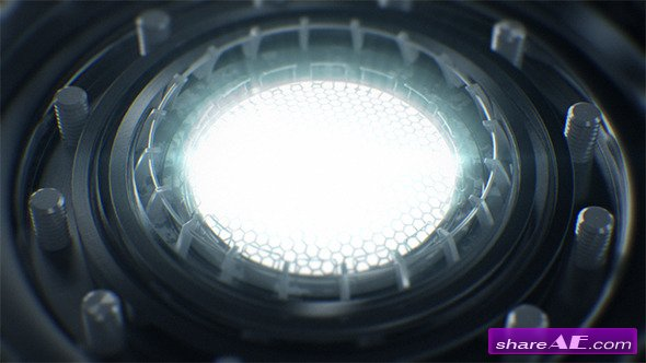 Videohive Reactor rd45 Logo