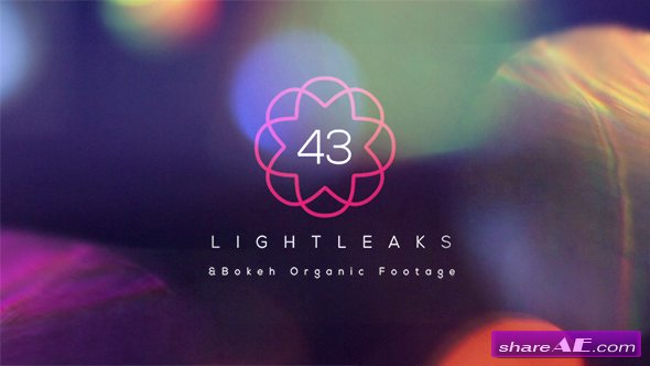 Videohive Light Leaks Pack 20339733