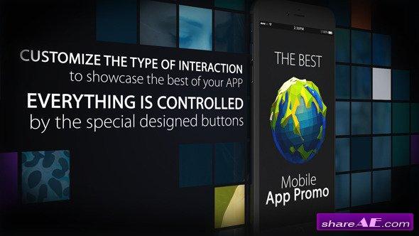 Videohive Mobile App Promo 11392198