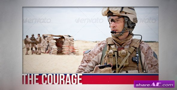 army » free after effects templates | after effects intro template