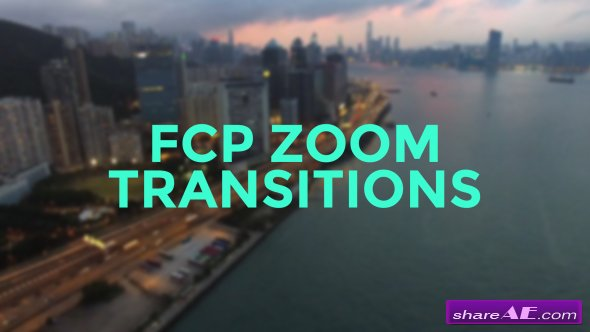 Videohive FCP Zoom Transitions