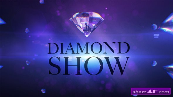Videohive Diamond Show