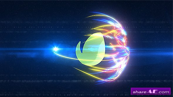 Videohive Colorful Reveal
