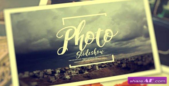 Videohive Photo Slideshow 20444981