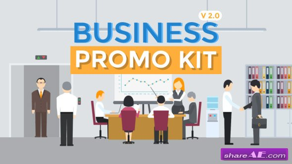 Videohive Business Promo Kit