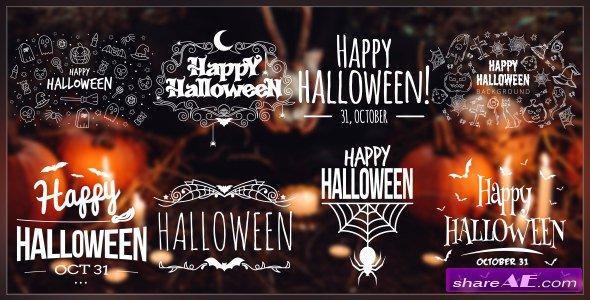 Videohive Halloween II