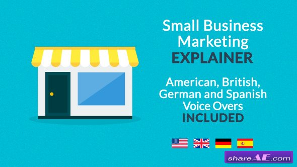 Videohive Small Business Marketing Explainer