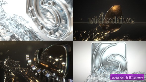 Videohive Elegant & Stylish Logo Splash