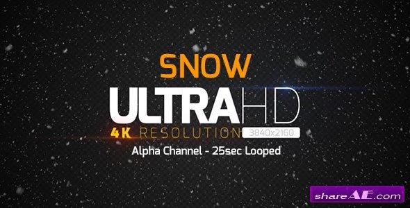 Videohive Snow 18775557