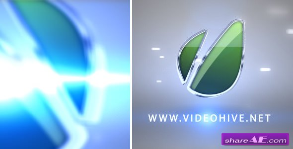 Videohive 3D Logo