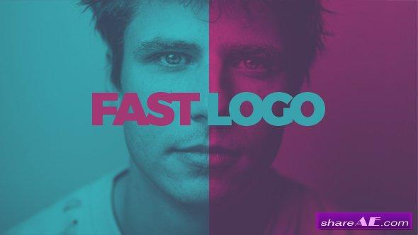 Videohive Fast Logo Intro