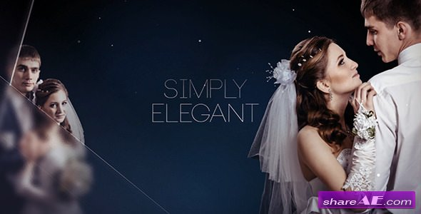 Videohive Simply Elegant Slideshow
