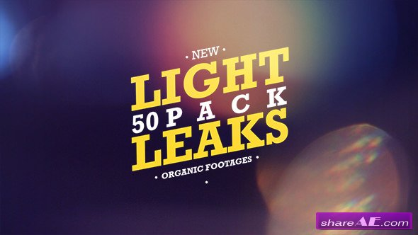 Videohive Light Leaks