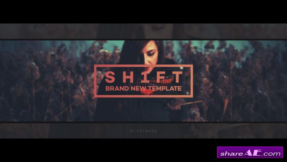 Videohive Shift Opener