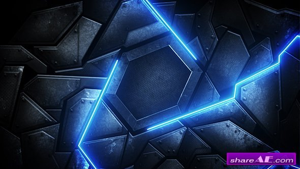 Videohive Ancient Tech Logo