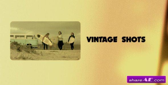 Videohive Vintage Shots
