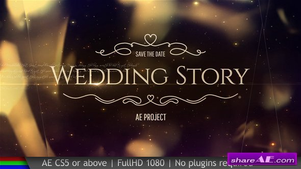 Videohive Wedding Pack 19832552