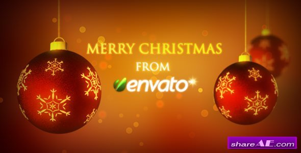 Videohive Christmas Intro