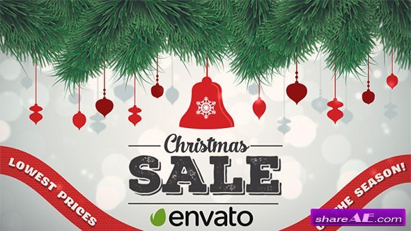 Videohive Christmas Sale 9844961