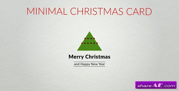 Videohive Christmas 19078832
