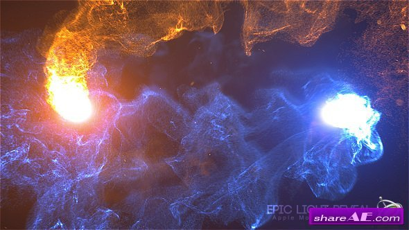 Videohive Epic Light - Apple Motion Templates