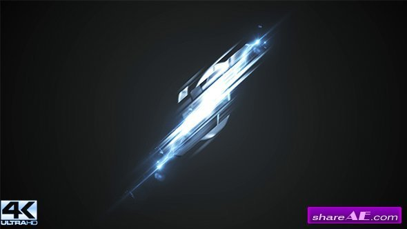 Videohive Power Strike Logo