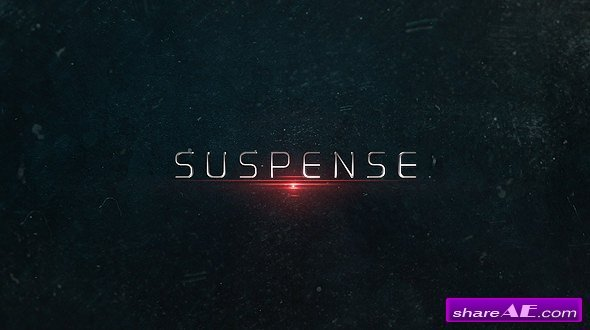 Videohive Suspense | Trailer Titles