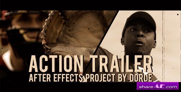 Videohive Action Trailer 1561640