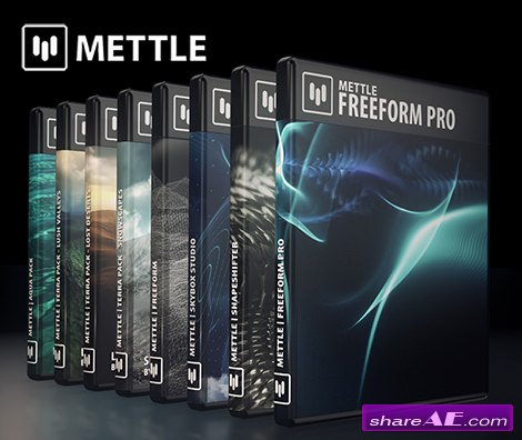 Mettle Plugins Bundle 31.10.2017 for AE WIN 64