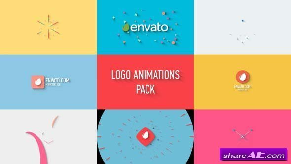 Videohive Logo Animation Pack