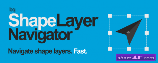 bq_Shape Layer Navigator (v1.2) - Plugin for After Effects