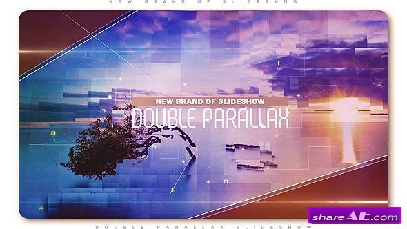 Videohive Double Parallax Slideshow