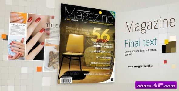 Videohive Magazine