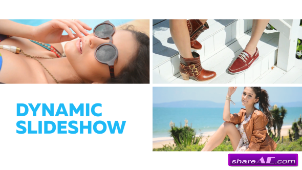 Videohive Dynamic Slideshow 11039521