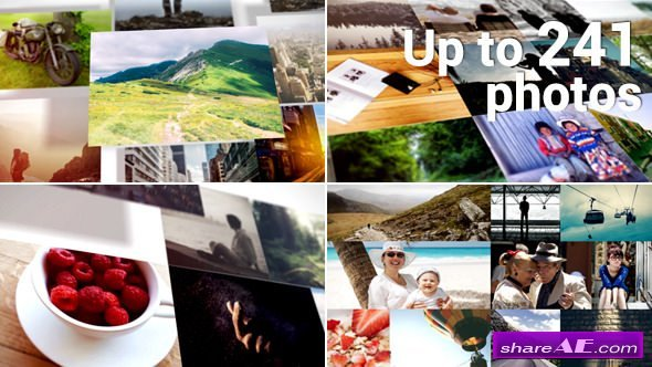 Videohive Photo Slideshow 3D III