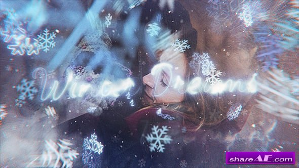 Videohive Winter Dreams Slideshow