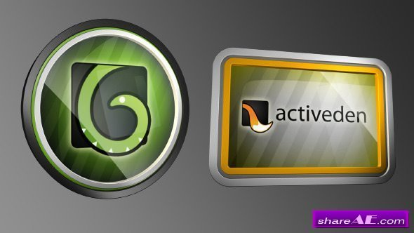 Videohive Logo Transition