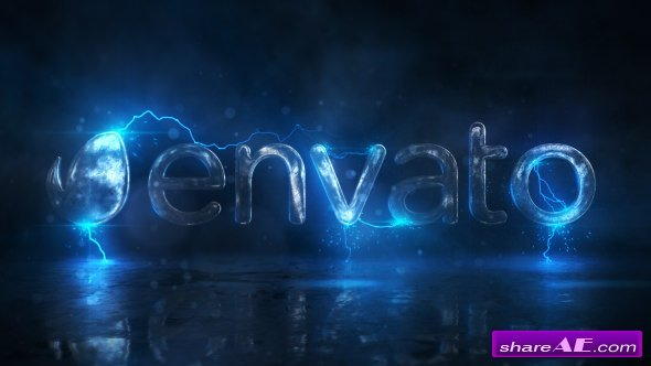 Videohive Electricity Logo