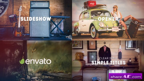Videohive The Slideshow 20794122