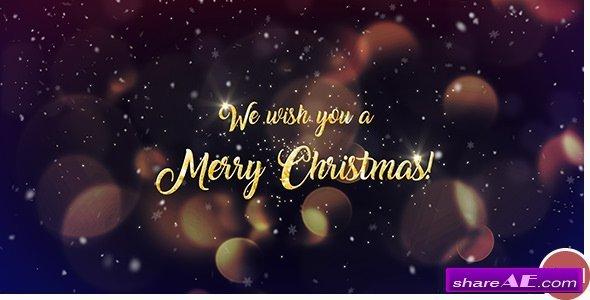 Videohive Christmas 19114920