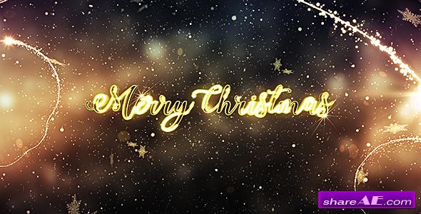 Videohive Christmas 20942288