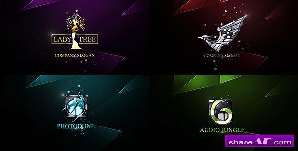 Videohive Elegant Glossy Logo