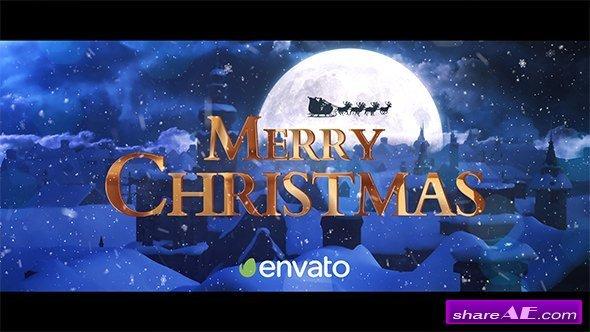 Videohive Christmas 20932701