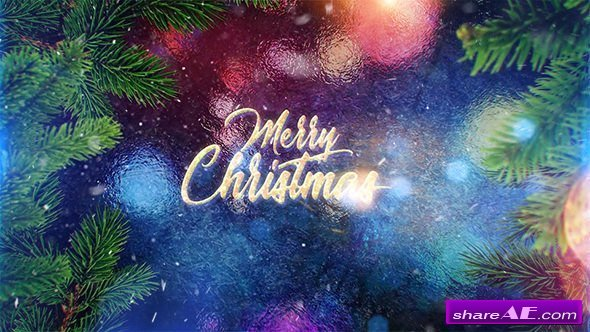 Videohive Christmas Greetings 20972983