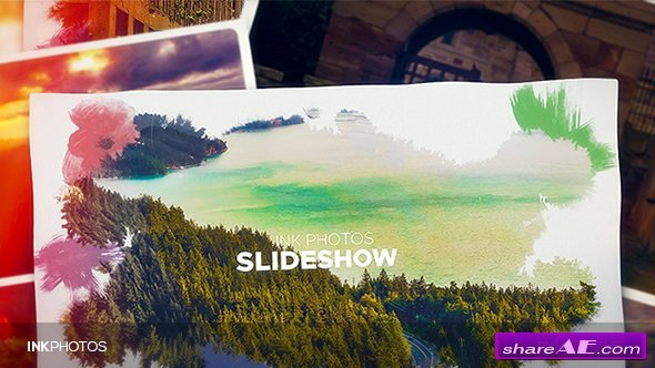 Videohive Ink Photos