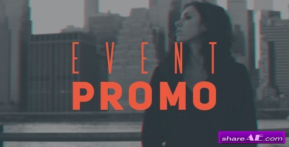Videohive Event Promotion 20820711