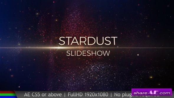 Videohive Slideshow Stardust